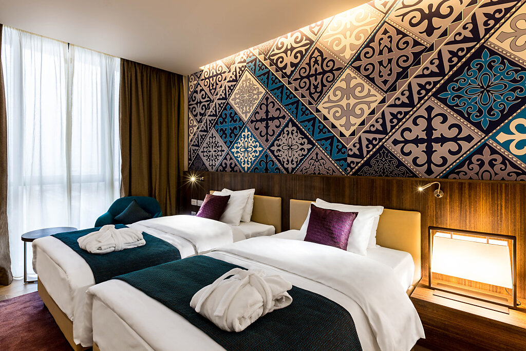 Mercure City Center Hotel Almaty